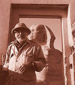 John and the Sphinx